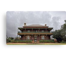 Monte Cristo Homestead Canvas Print