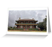 Monte Cristo Homestead Greeting Card