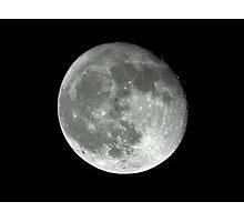 Moon 03/28/2013 Photographic Print