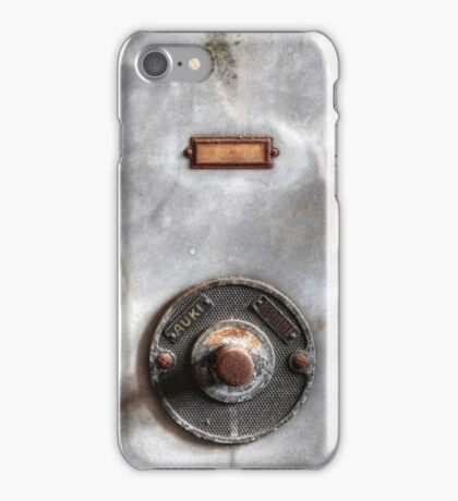 5.12.2015: Indicator Lights iPhone Case/Skin