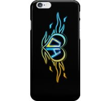 The King of Black Harts (alt) iPhone Case/Skin
