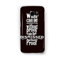 Classic HitchSlap by Tai's Tees Samsung Galaxy Case/Skin