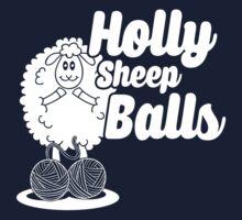 Holly Sheep Balls by adiruhendi