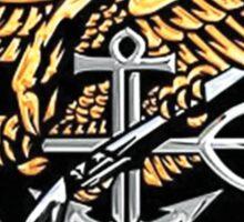 Navy Seals Trident  (t-Shirt) Sticker