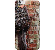 5.12.2015: Broken Fuse Box iPhone Case/Skin