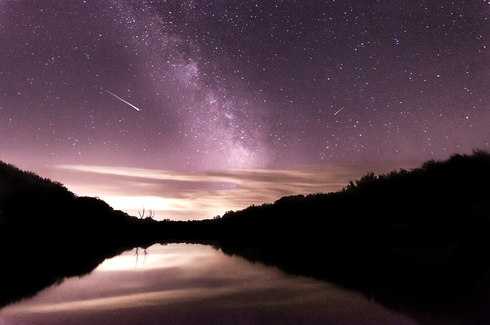 The Milky Way by Tyler Boucher
