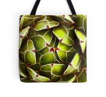 """Nature's Abstract Patterns"" Tote Bag"