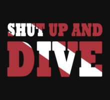 Shut up and dive by BelfastBoy