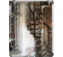 5.12.2015: Iron-Cast Spiral Stairs iPad Case/Skin