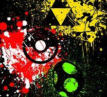 Super Smash Paint Bros. by LexingtonD
