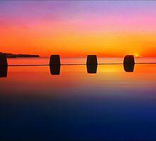 Coogee Sunrise by Arfan Habib