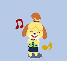 Isabelle by tanzelt