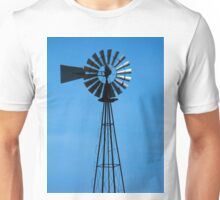 Hurt is on the pleasure wheel..but you can't hurt if you can't feel..time to burn Unisex T-Shirt