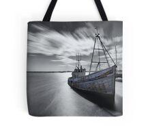 Portugal Fishing Boat Tote Bag