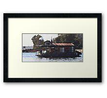 Hillbillies at Nelson Bay. Framed Print