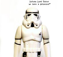 iPhone Case - Stormtrooper by fenjay
