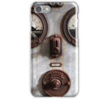 5.12.2015: Old Gauges III iPhone Case/Skin