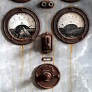 5.12.2015: Old Gauges III by Petri Volanen