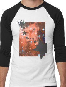 Galaxy T-shirt Men's Baseball ¾ T-Shirt