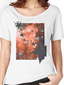 Galaxy T-shirt Women's Relaxed Fit T-Shirt