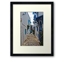 Sidi Bou Said Framed Print