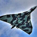 Vulcan Bomber by Paul Bettison