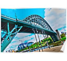 Tyne Bridge,Newcastle (HDR) Poster