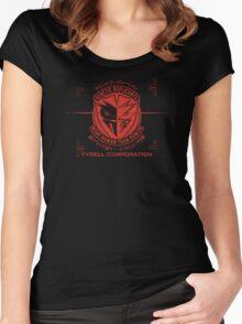 Genetic Replicants Women's Fitted Scoop T-Shirt