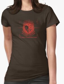 Genetic Replicants Womens Fitted T-Shirt