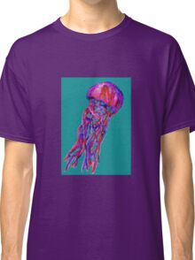 Curious Jellyfish Classic T-Shirt
