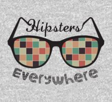 Hipsters Everywhere by Inxtinct