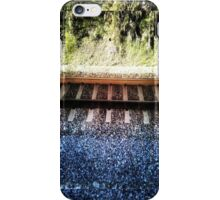 Train Tracks iPhone Case/Skin