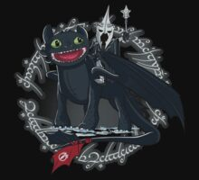 Witch King of Berk One Piece - Long Sleeve