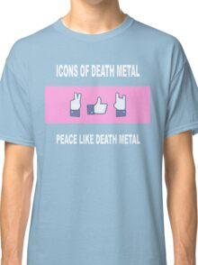 Peace Like Death Metal Classic T-Shirt