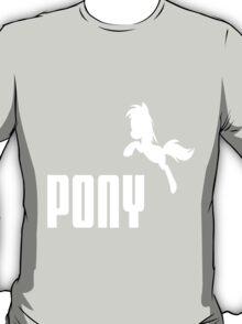 P O N Y - Puma parody T-Shirt