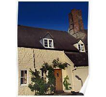 Wolmer House, Much Wenlock Poster