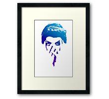 Hide Away Now Framed Print