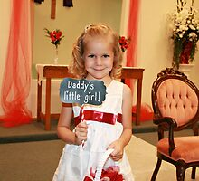 Daddy's Little Girl by Sue Ellen Thompson