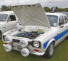 Ford Escort RS200 1974 by Keith Larby