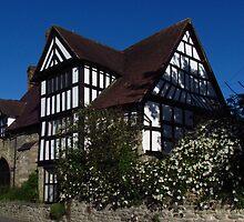 Ashfield Hall, Much Wenlock by wiggyofipswich