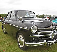 Vauxhall Velox E Series 2262cc by Keith Larby
