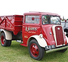 Fordson 3000 Tipper 1948 by Keith Larby