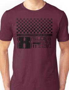 DS3 Racing Loeb Edition, Roof Design Unisex T-Shirt