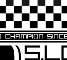 Citroen DS3 Racing Loeb, Roof Design - Update Sticker