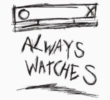 Xbox One Always Watches by Joe Hickson