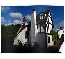 Church House, Much Wenlock Poster
