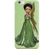 Green Fairy iPhone Case/Skin