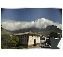 Table Mountain Poster