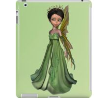 Green Fairy iPad Case/Skin
