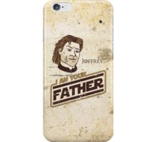 Dear nephew, I am your father v.2 iPhone Case/Skin